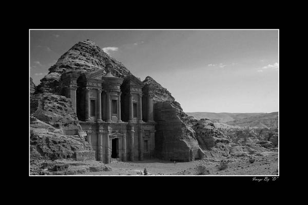 Petra Monestary by DM1