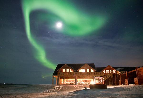 Iceland aurora by treblecel