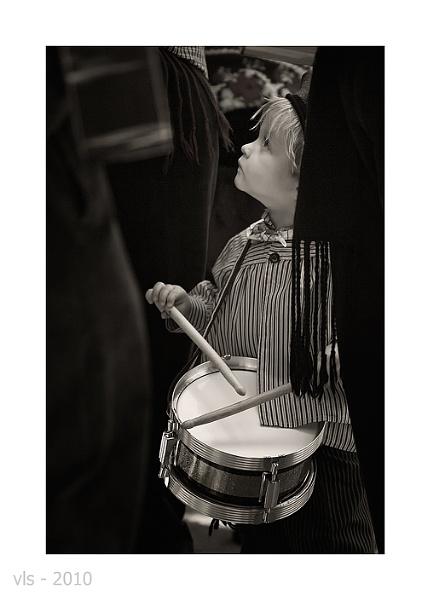 Little drummer boy by nuskas