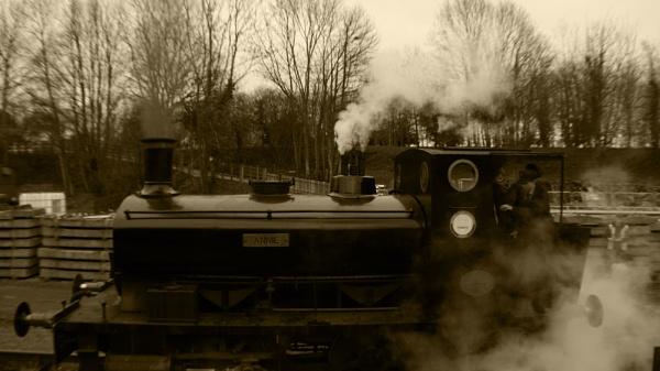 Steam Day @ Whitwell by Gazsu