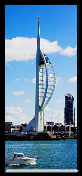 Spinaker Tower by Phil-LS