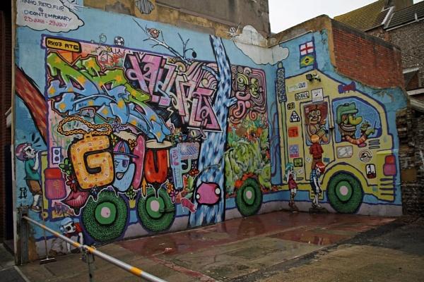 Grafitti 1 by mrpjspencer