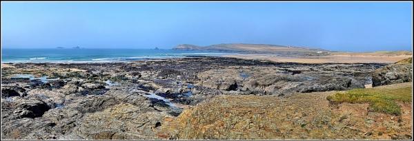 Constantine Bay Panorama. by rpba18205