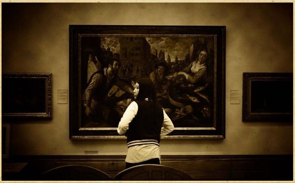 Lost in Art by Lexxy