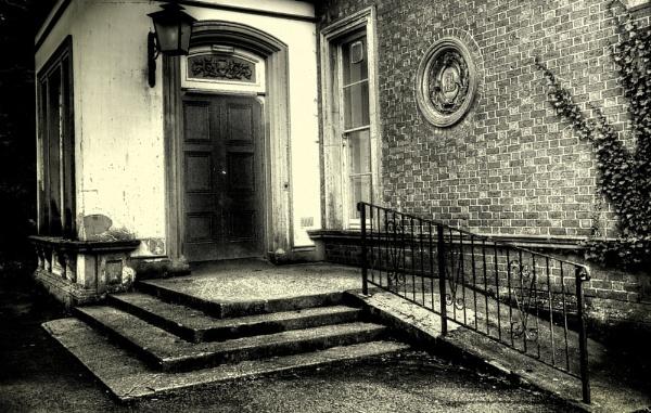 Forbidding Door by JohnMeik
