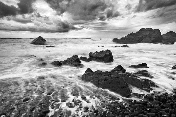 Sandymouth by bart_hoga