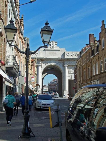Menin Gate, Belgium by KT4698