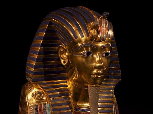 Tutankhamun by DilysT
