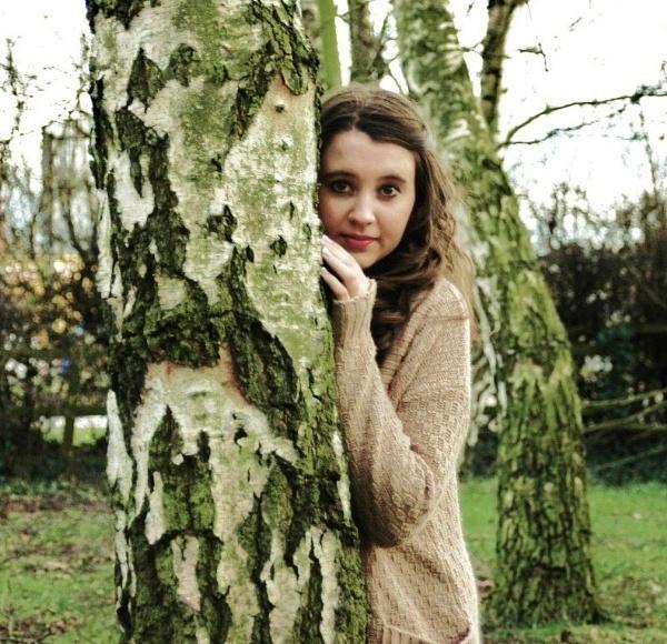 Peeking through.. by HollySercombe