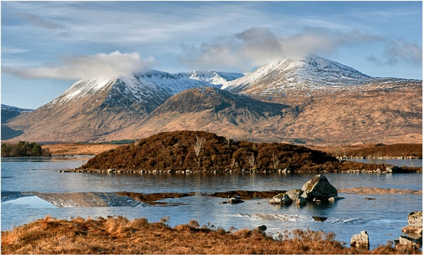 Black Mount... by Scottishlandscapes