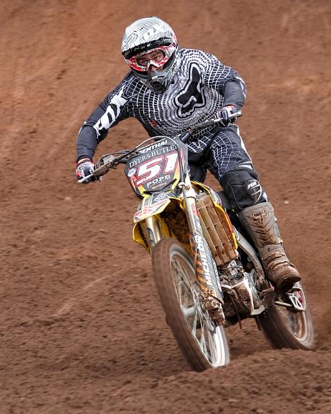 Motocross by John_Wannop
