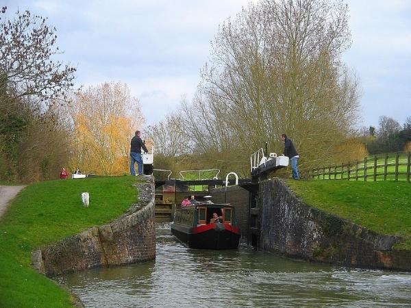 Kennet & Avon Canal by Glostopcat