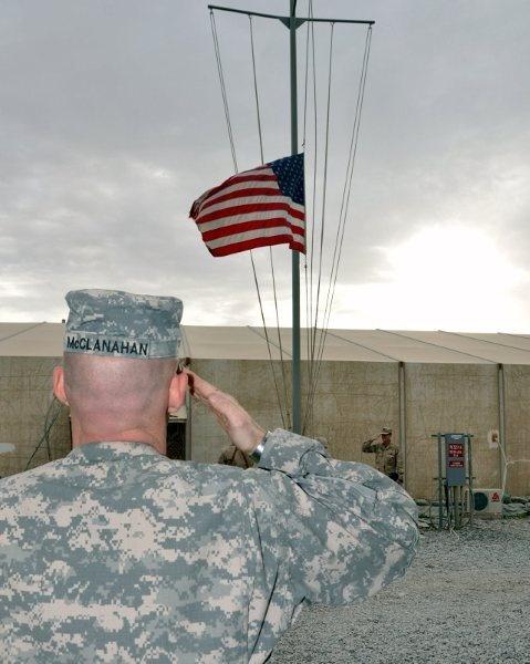 American Soldiers in Afghanistan by HectorRivera
