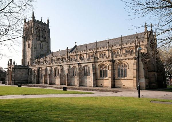 Parish Church by Stuart463