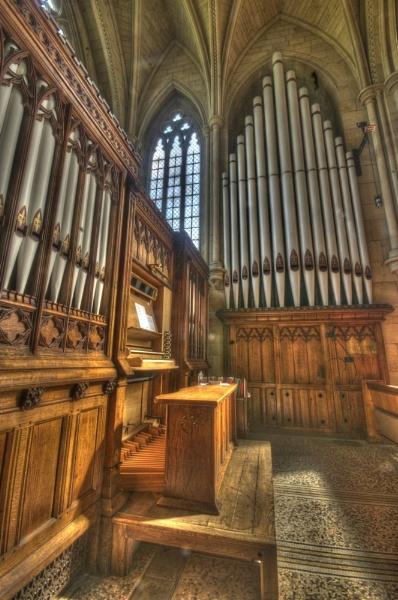 The Organ Wentworth by chubs