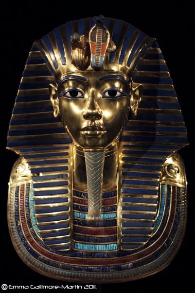 Tutankhamun. by EmmaG_M