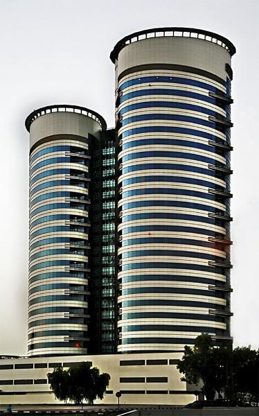 Architecture by hasu