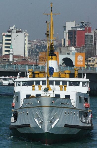 Bosphorus by salfordcityred
