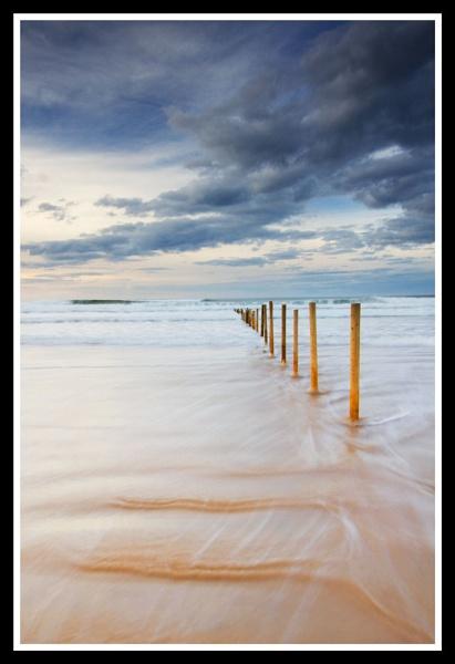 Portstewart Groynes by PD_BARBS