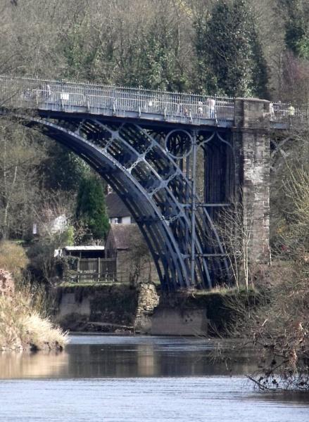 Iron Bridge by kforeman