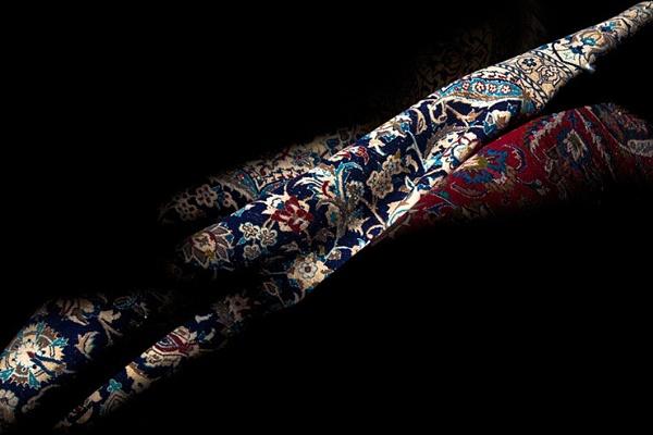 Iranian carpet by aminnadi