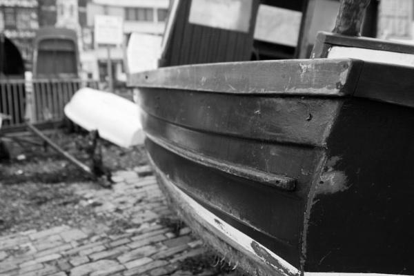 Fishing boat by mrpjspencer