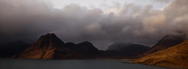 Black Cuillins, Skye by Phil32