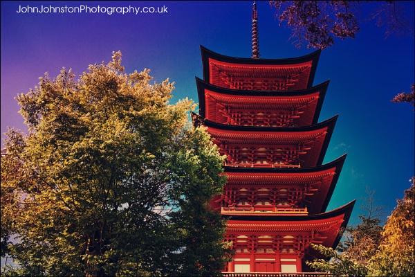 Miyajima - Japan by JohnJohnstonPhotography