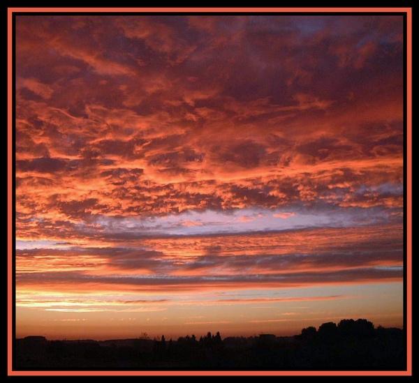 Dawn on the Costa Brava by Elizabethh