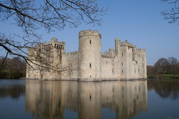 Bodiam Castle 27/03/11 by Phil1974