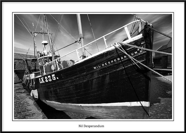 Nil Desperandum by Adrian_Reynolds