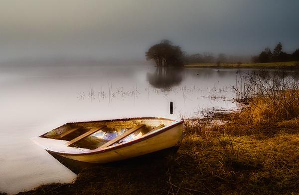 Loch Ard Boat by peterpaterson