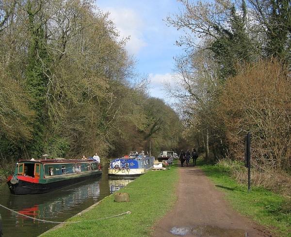 Kennet & Avon Canal II by Glostopcat