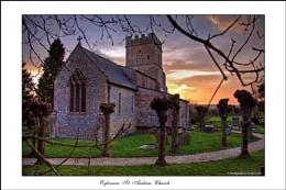 Ogbourne St Andrew Church