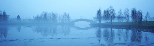 FROZEN LAKE by rambler