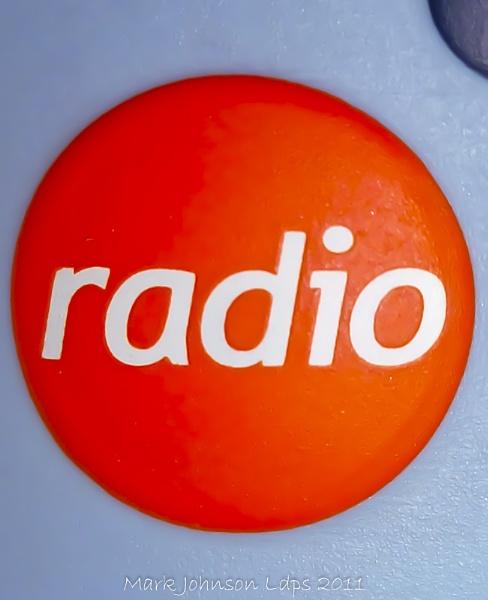 The big orange button by PhotoMorph