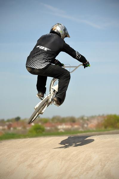 Andy Hodson - Nuneaton BMX track by KTM112