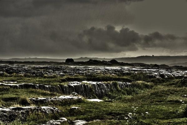 Rain in Ireland by Roadracoon