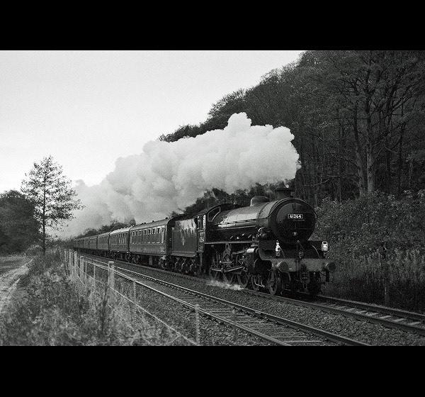The Blackpool Illuminations Express by Rob66