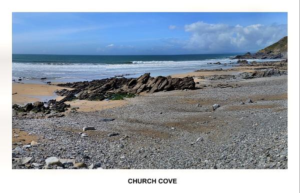 Church Cove, Gunwalloe. by rpba18205