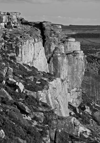 Curbar Edge by Pacifica