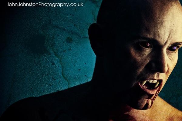 Vampire by JohnJohnstonPhotography