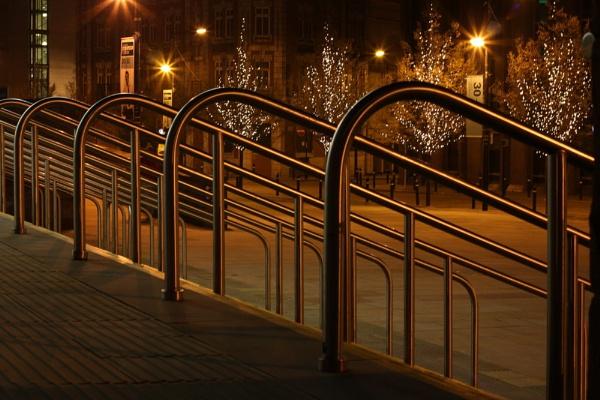 The Steps of Gmex by SteveBaz