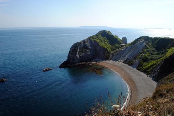 A piece of the Dorset Coast by suekib