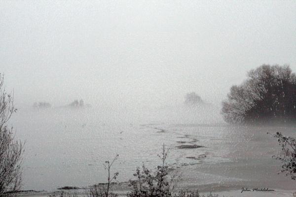 Frozen Wasteland by JohnMeik