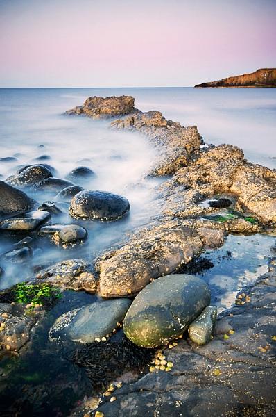 Embleton Bay at High Tide by bart_hoga