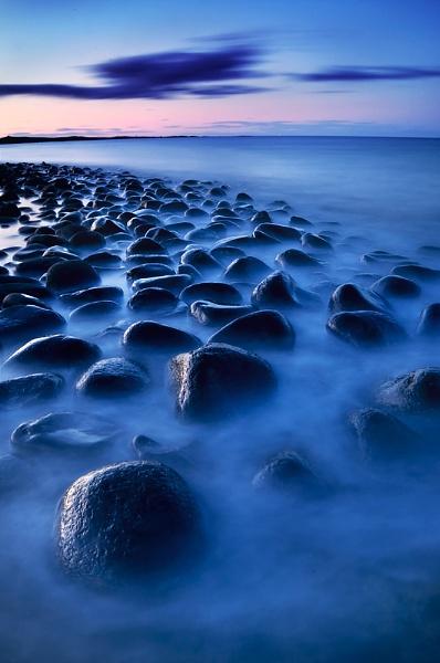 Embleton Bay, Northumberland by bart_hoga