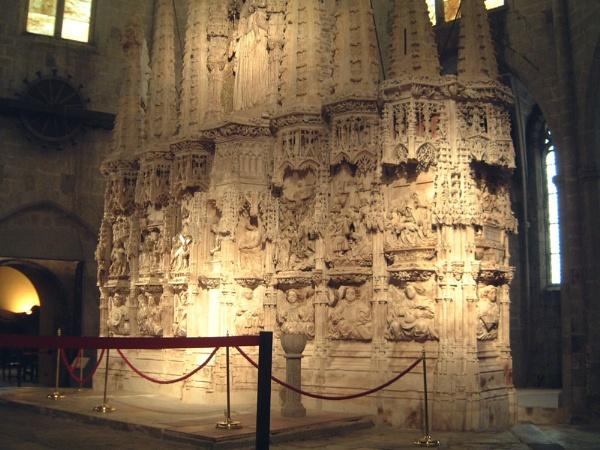 Church Altar by Elizabethh
