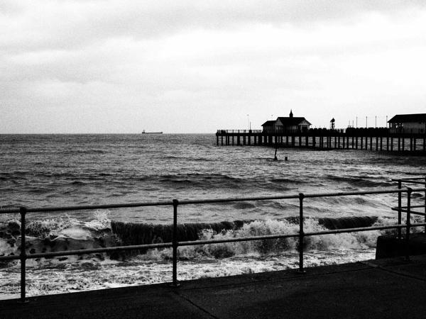 Southwold Beach by janiekinns
