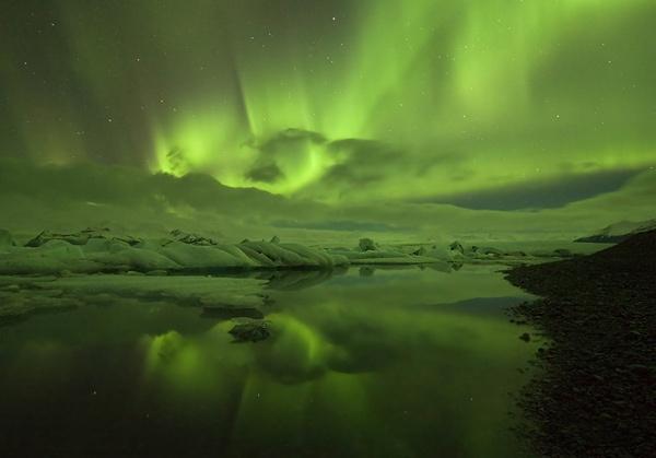 Aurora Borealis by knl